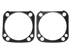 Cylinder Base Gasket. Twin Cam with 4in. Bore on OEM HD Cases (0.020in.)