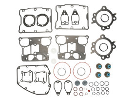 Top End Gasket Kit. Fits Twin Cam 2005-2017 with 95 or 103ci, 3.875