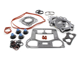 Top End Gasket Kit with Multi-Layer Steel (MLS) Head Gaskets. Fits Sportster 2007up with 883cc Engine.