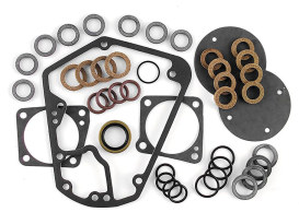 Gasket Kit; Cam Change Big Twin'70-92
