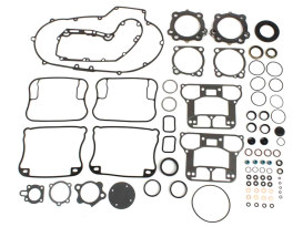 Engine Gasket Kit. Fits Sportster 1991-2003 with 1200cc Engine.