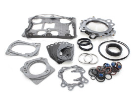 Top End Gasket Kit with 0.040in. Head Gaskets. Fits 88ci Twin Cam 1999-2004 with 3.750in. Bore.