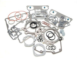 Top End Gasket Kit with 0.040in. Head Gaskets. Fits 95ci Twin Cam 1999-2004 with 3.875in. Bore.