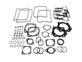Top End Gasket Kit with 0.030in. MLS Head Gaskets. Fits Evolution Big Twin 1984-1991.