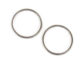 Exhaust Gaskets for V-Rod 2001-2017 Extreme Performance Stainless (Pair)