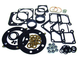 Gasket Kit; Top End BT'66-84 w/MLS Head Gaskets (Kit) 0.040