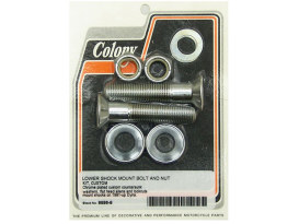 Colony Lower Shock Mt Kit;Dyna'91-01