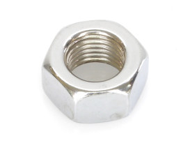 Nut; 7/16-20 UNF. Hex Nut with Chrome Finish. (Each)