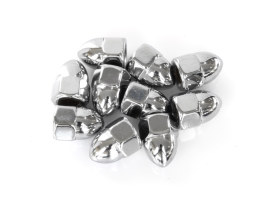 Colony Machine Nut; 5/16-24 UNF. Acorn OEM Style Nut with Chrome Finish.  (Pack 10)