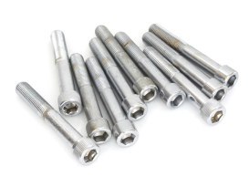 7/16-20 x 3in. UNF Polished Socket Head Allen Bolt - Chrome.