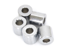 1/4in. x 1/2in. Steel Spacer - Chrome.
