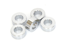 5/16in. x 1/4in. Steel Spacer - Chrome.