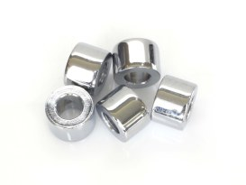 3/8in. x 1/2in. Steel Spacer - Chrome.