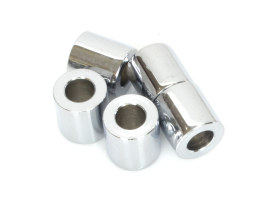 3/8in. x 3/4in.. Steel Spacer - Chrome.