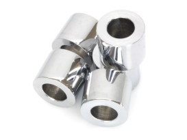 1/2in. x 3/4in. Steel Spacer - Chrome.