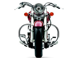 Freeway Bar - Chrome. Fits Kawasaki Vulcan VN900 2006up.