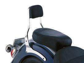 Mini Sissy Bar Kit - Chrome. Fits Kawasaki Vulcan VN900 2006up.