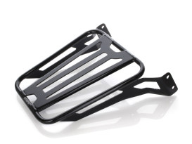 Quick Detachable Luggage Rack - Black. Fits Cobra Sissy Bar # COB- 602-2002B.