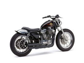 Speedster 909 Exhaust - Black. Fits Sportster 1986-2003.