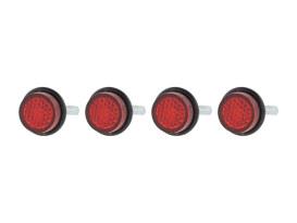 Red Reflectors.