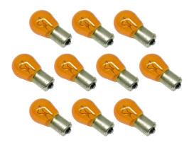 12V Amber Turn Signal Bulb - Pack 10