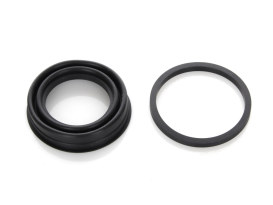 Rear Caliper Seal Kit. Fits Big Twin & Sportster 1982-Early 1987.