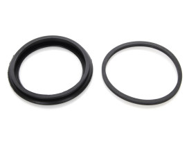 Front & Rear Caliper Seal Kit. Fits Big Twin 1981-1984 with Banana Calipers.