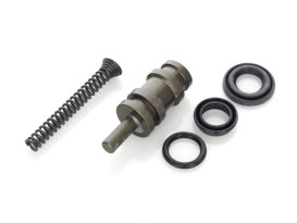 Front Master Cylinder Rebuild Kit. Fits Dual Disc Rotor 1996up Models with Handle Bar Mounted, 11/16
