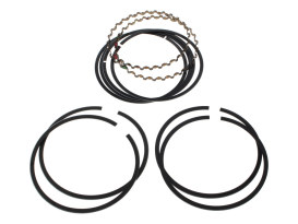 Piston Rings; BT84-99 STD (Chr) & XL1200'88-03 (2 Cyl's) USA Made