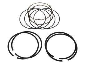 Piston Rings; BT'99-06 +.005 88ci 1450cc (2 Cyl's) Chr USA Made