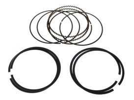 +.010in. Size Moly Piston Rings. Fits 88ci Twin Cam 1999-2006.