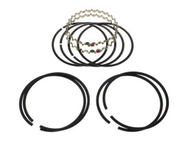 Standard Piston Rings. Fits Milwaukee-Eight 2017up with 114 Engine.