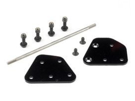 2in. Forward Control Extension Kit. Fits FX Softail 2000-2017.