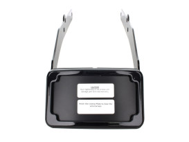 M8 Softail FXBB StreetBob, M8 Softail FLSL Slim & Twin Cam Softail FLS Slim Tail Tidy Fender Eliminator Kit Black With Number Plate Light Only