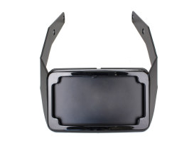 Tail Tidy Fender Eliminator Kit - Black with Number Plate Light Only. Fits Softail Sport Glide 2018up.