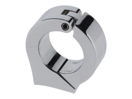 Cup Mounting Bracket. Fits CUP-3301 3-3/8in. Gauge Cup to 1-1/4in. Diameter Handlebars.