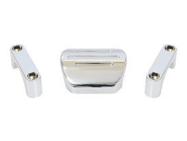 Bracket - Chrome. Fits DAK-HLY-5000X, DAK-HLY-6000 and DAK-MCV Series Gauges to 1-1/2