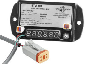 Aftermarket Speedometer & Tachometer Interface Module. Fits to 2004up Data Bus Wiring.