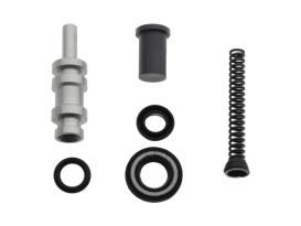 Front Master Cylinder Rebuild Kit. Fits Single Disc Sportster 1996-2003, Softail 1996-2014 & Dyna 1996-2017.