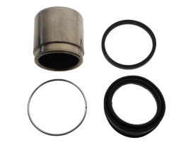 Rear Caliper Rebuild Kit with Piston & Seals. Fits Big Twin & Sportster 1982-Early 1987.