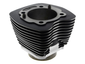 3.875in. Bore Front or Rear Cylinder - Black. Fits 95ci or 103ci Twin Cam 1999-2017.
