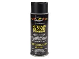 High Temperature Black Silicone Spray.
