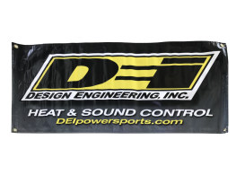 DEI Heat And Sound Control Banner