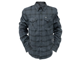 Grey Scale Flannel - Large