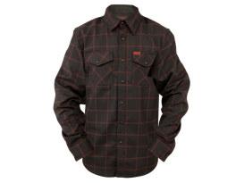 Redline Flannel - Medium