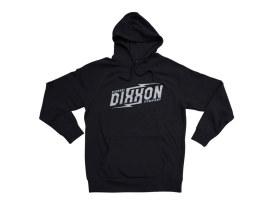 Dixxon Slice Black Hoodie. Medium.