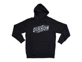 Dixxon Slice Black Hoodie. X-Large.