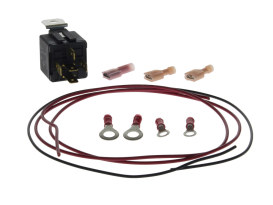 Ignition Power Relay Kit;conversion to single fire mode