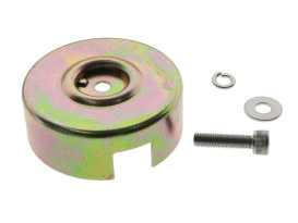 OEM Style Ignition Rotor with Mounting Screw. Fits Big Twin & Sportster 1983-1999.