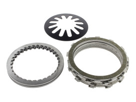Extra Plate Clutch Kit. Fits Most Cable Clutch Big Twin 1998-2017.